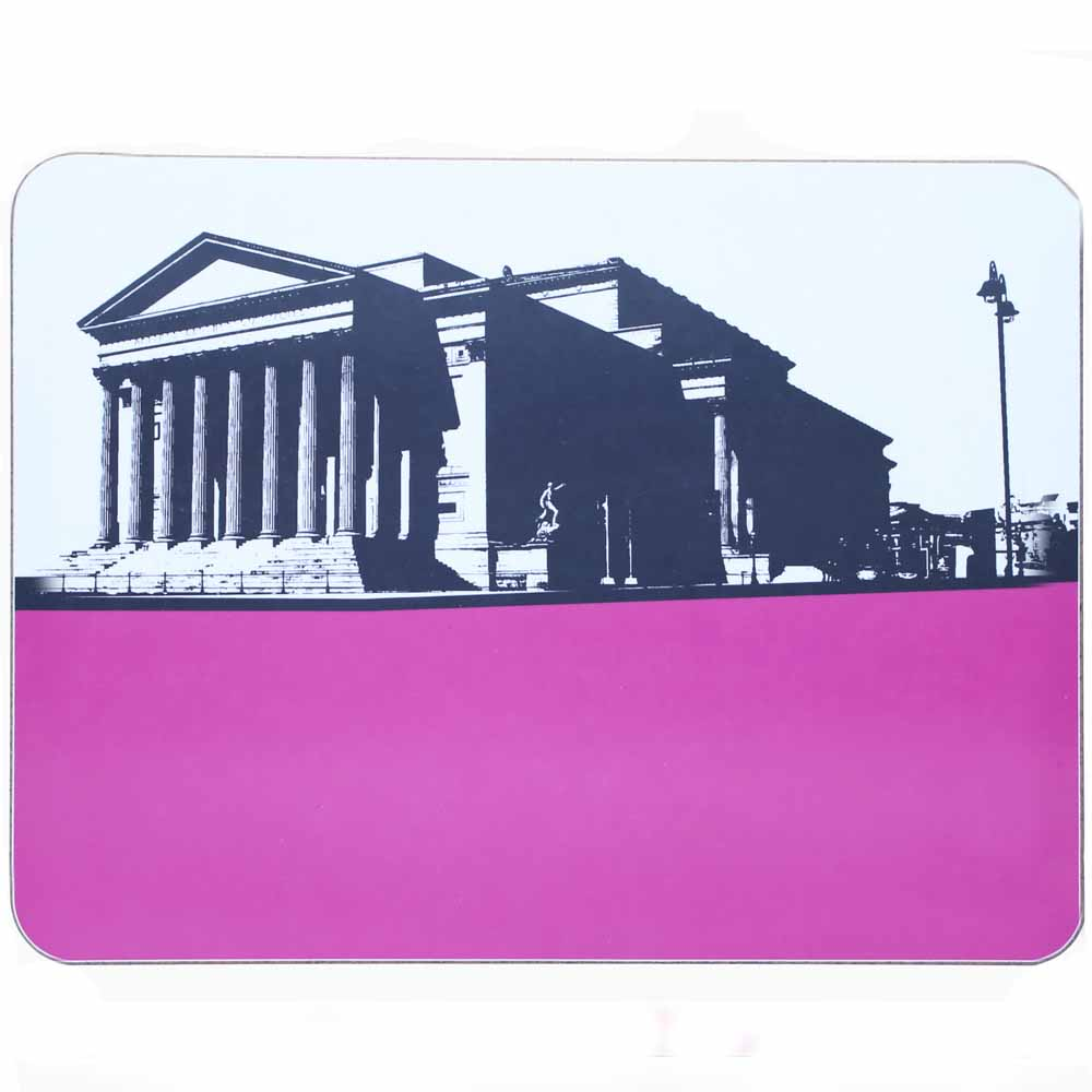 St George's Hall Coaster – Cityscape