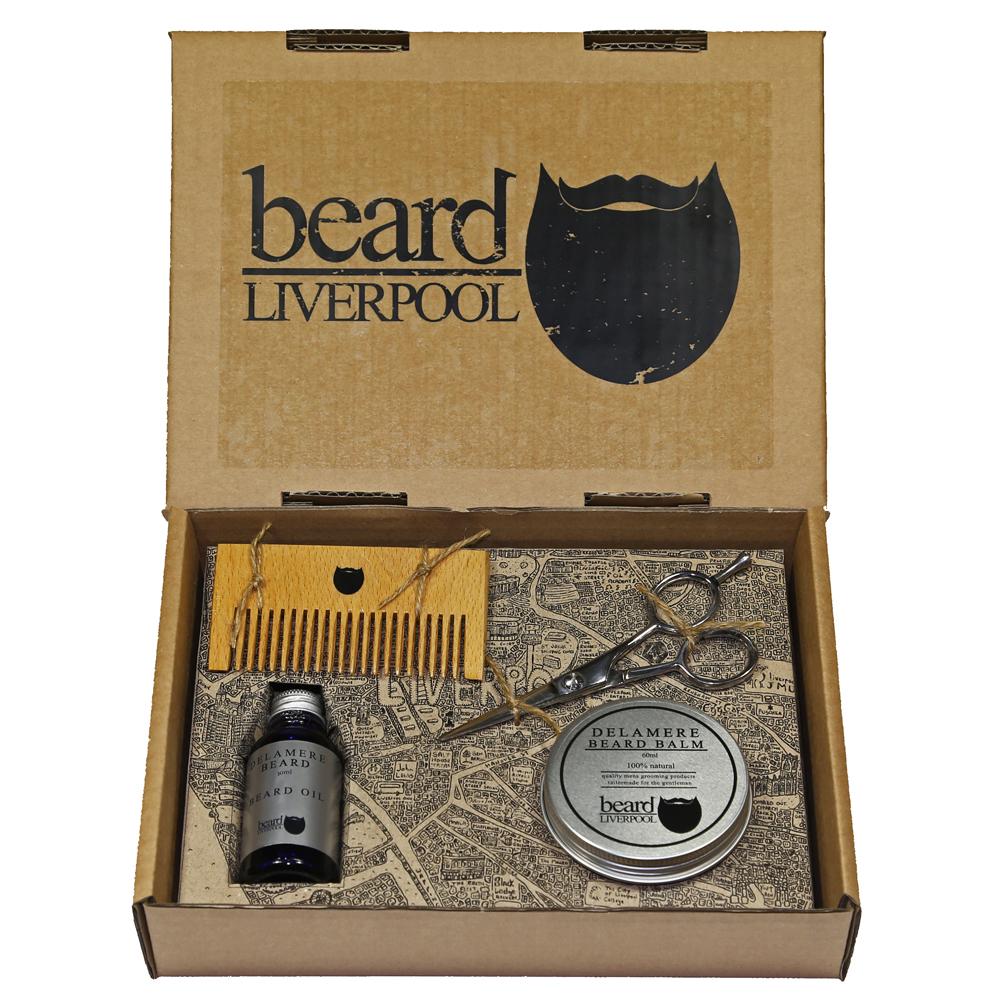 Beard of Liverpool – Delamere Box