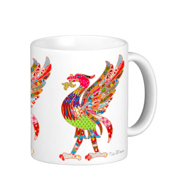 Liver Bird Mug – Tula Moon
