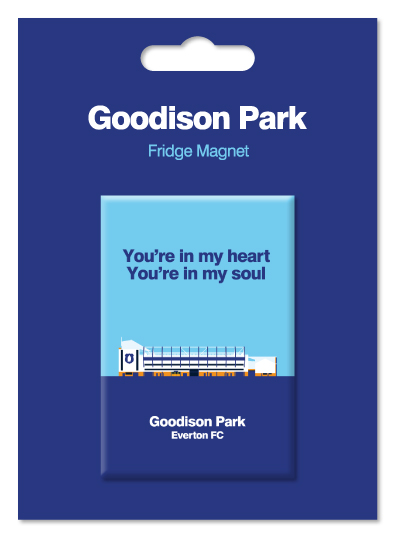 Everton Magnet – Goodison Park