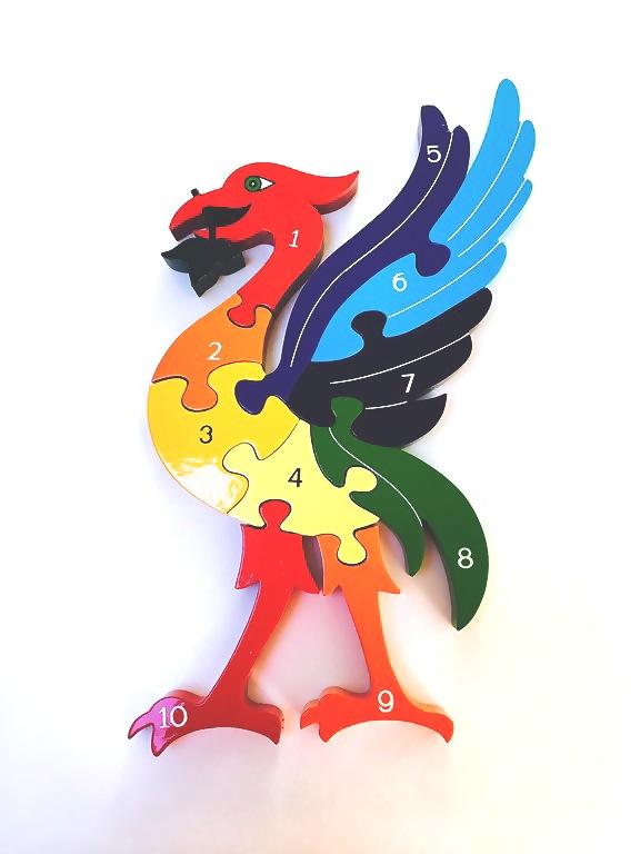 Liver Bird Jigsaw