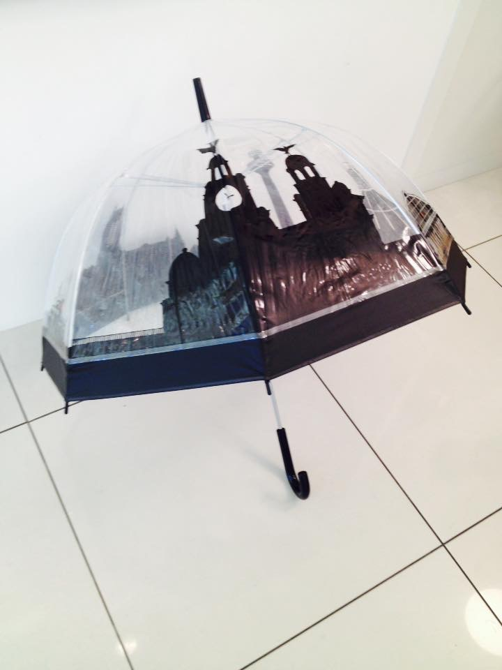 Liverpool Umbrella – Skyline