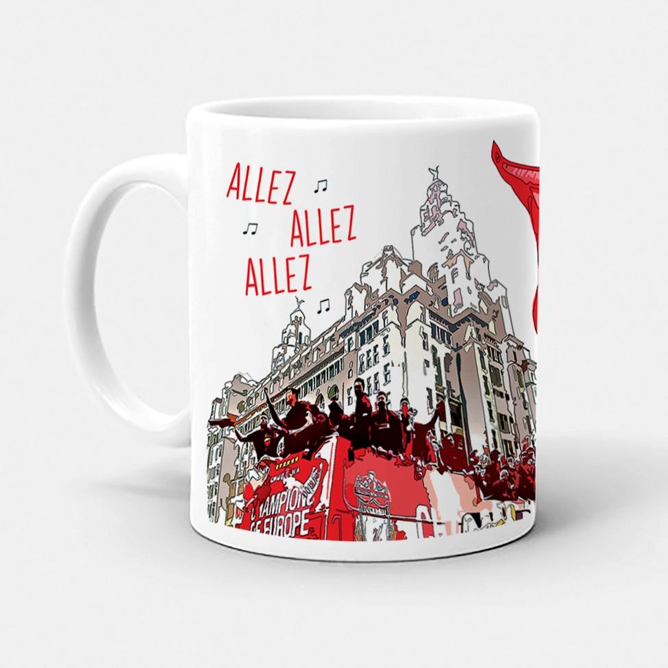 LFC Mug – Allez Allez Allez
